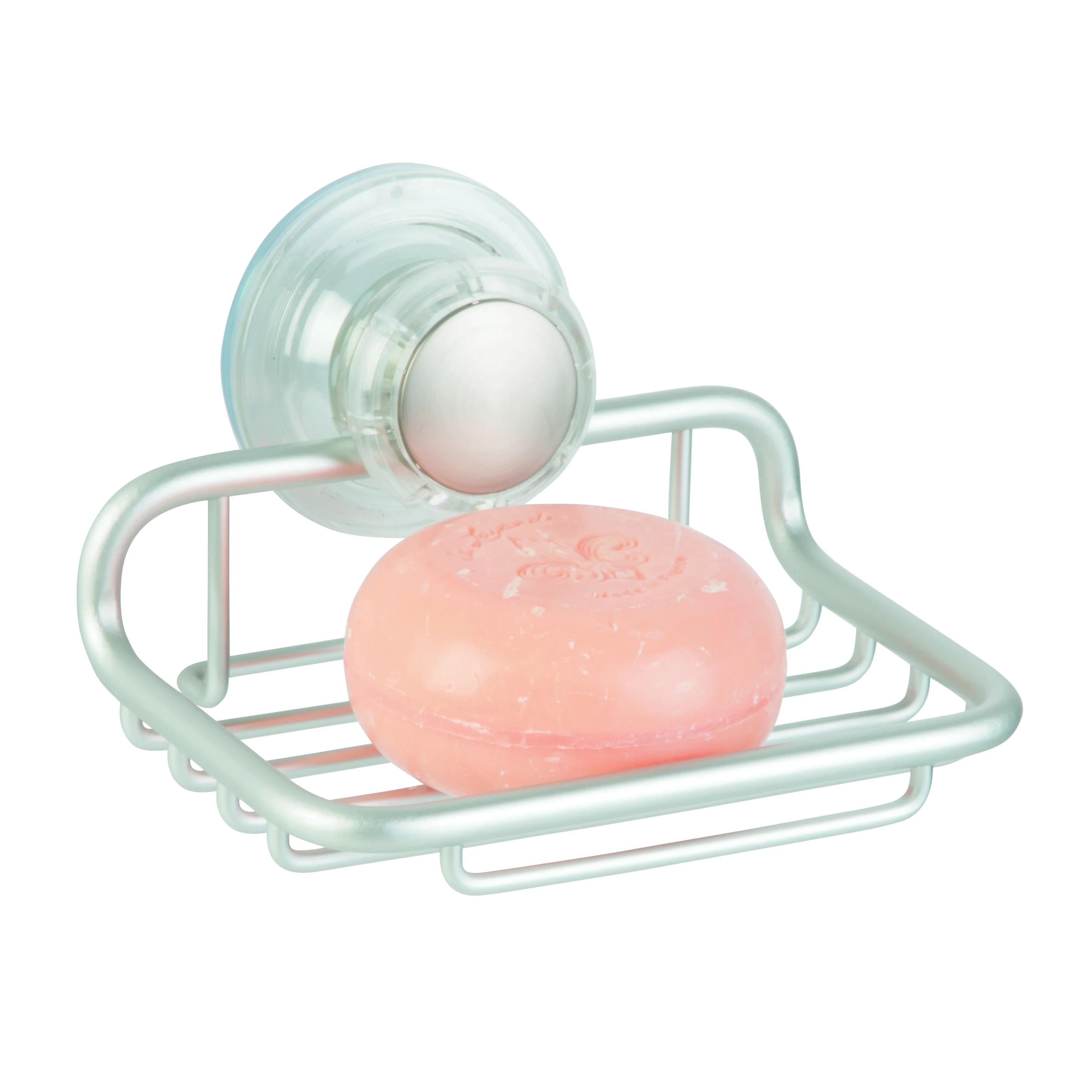 porte savon a suspendre en aluminium