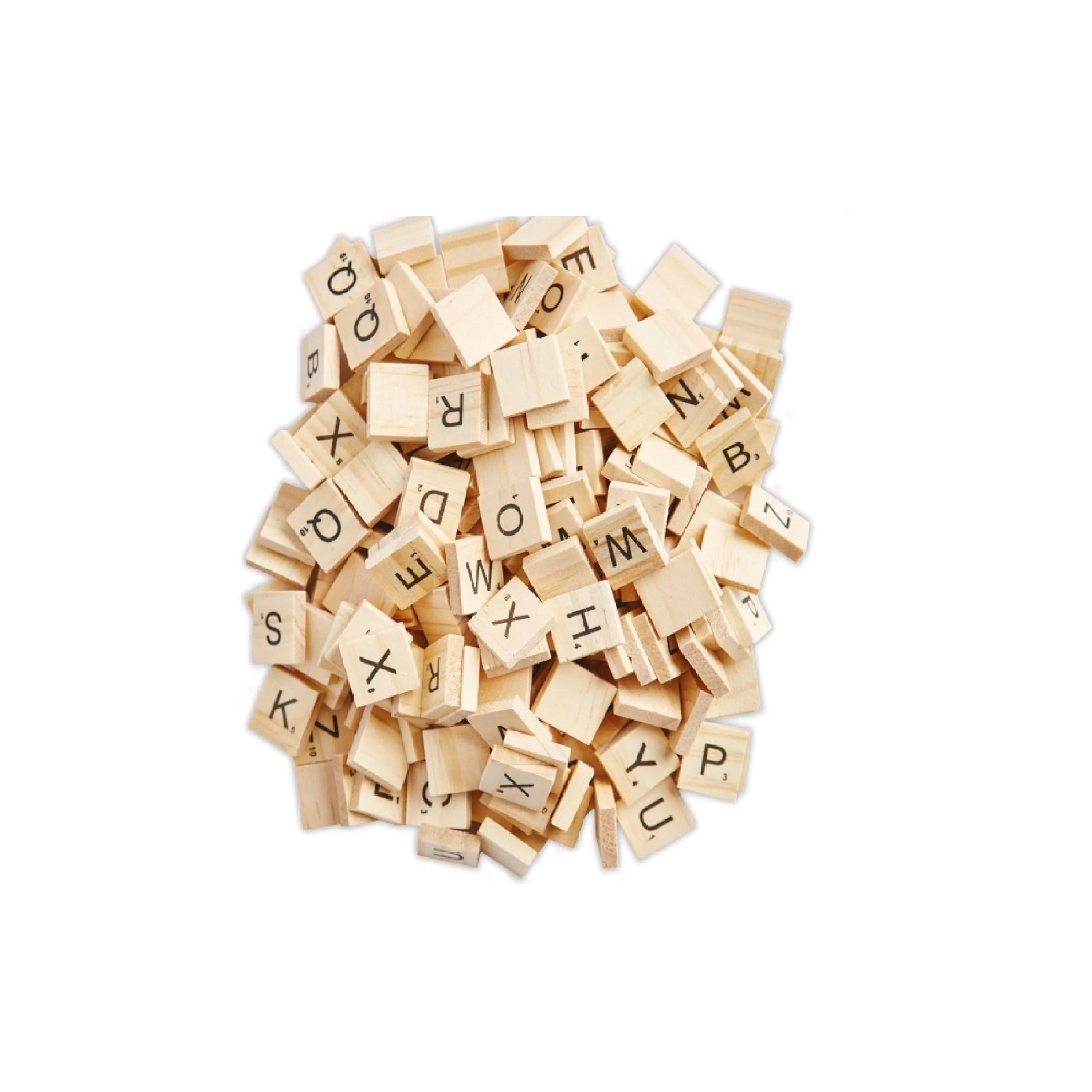 lettres carrees 200 pieces