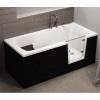 Badewanne für barrierefreies Bad mit Tür rechts und ...