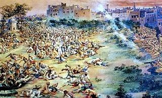 Jalianwala Bagh Massacre