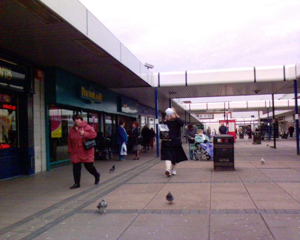 Snaps One Morning Walk To Chelmsley Wood For Shopping