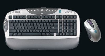 My home keyboard is an A4 KBS23 wireless, very similar to this