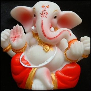 Ganesha-patsas