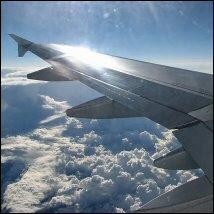 Wing of an Etihad Airways wing