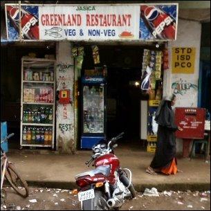 Greenland restaurant Margao