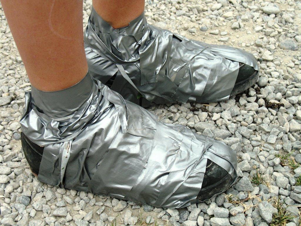 Znalezione obrazy dla zapytania shoe mud
