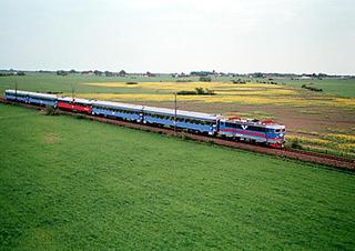 """Ã""""ndrad rutt för tågtrafik i juli"""