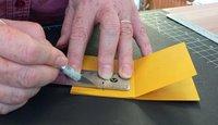 Cutting popups
