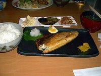 saba lunch