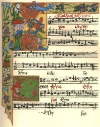 How Lutherans Worship – 8: Kyrie & Hymn of Praise | Blog My Soul
