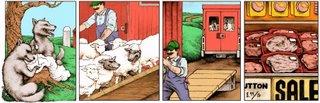 PBF - The Perry Bible Fellowship - a comic strip by Nicholas Gurewitch