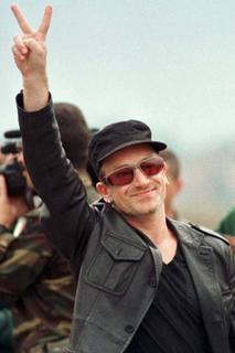 Bono's hats 1