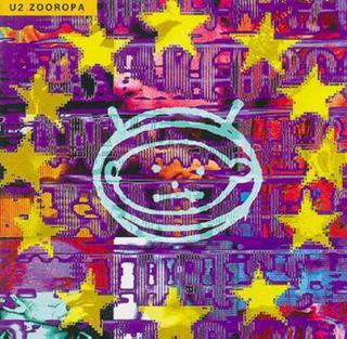 U2 Zooropa 1993