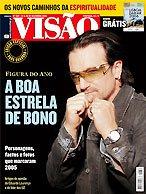 Bono en la revista VISAO
