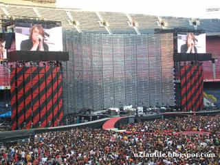 U2 vertigo Tour Barcelona2
