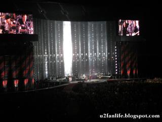 U2 vertigo Tour Barcelona5