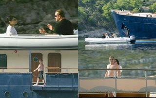 Bono en la isla de Lastovo en Croacia