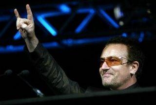 Bono en Dallas