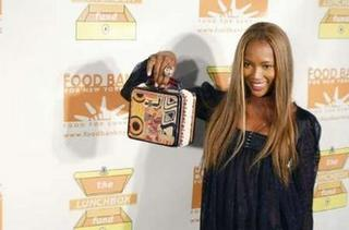 naomi campbell lunch box