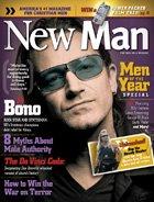New Man Magazine and Bono