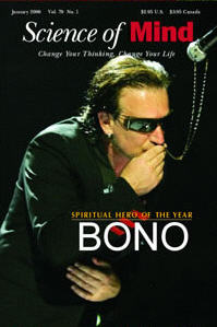 Bono in Science of Mind