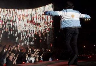 U2 en Argentina