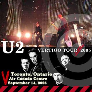 U2 vertigo Tour Toronto