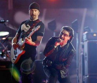 U2 Grammy 2006 7