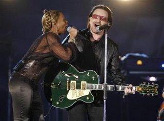 U2 Grammy 2006 6