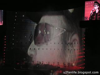 U2 Madrid Vertigo Tour2