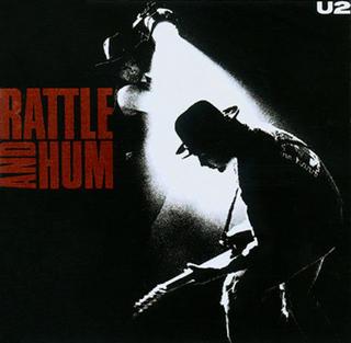 U2 Rattle And Hum 1988