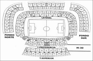 U2 Calderon España