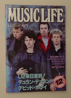 U2 music life magazine