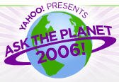 yahoo ask the planet