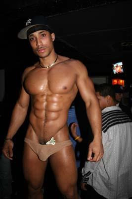 nude male stripper channing tatum