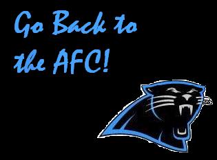 Panthers True NFC Champs??