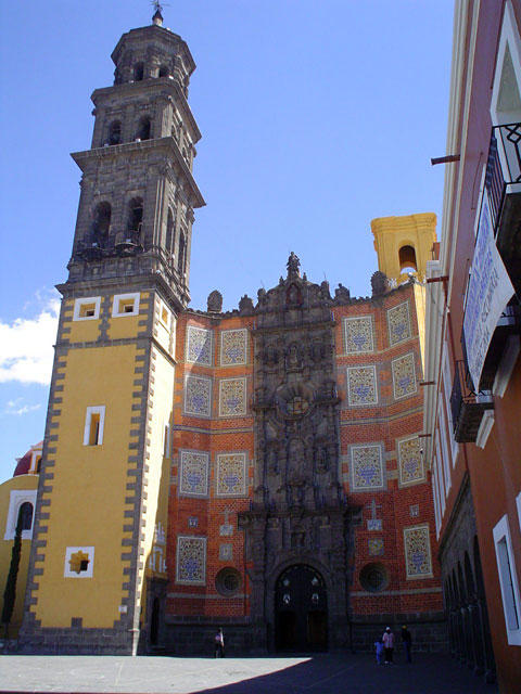 Iglesia Poblana