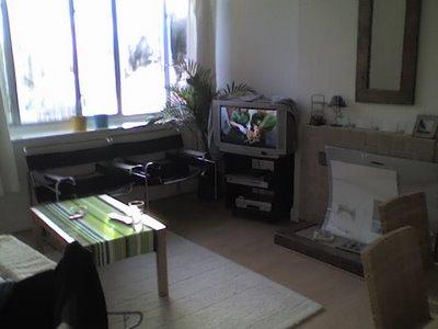 The Empty Living room