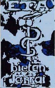 Emblema de la organización terrorista ETA