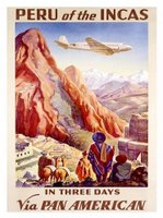 Pan Am to Peru