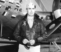 Powers as marine aviator