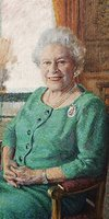 Rolf Harris portrait