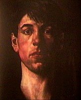 Stanley Spencer self-portrait