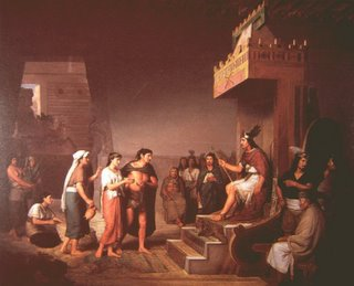 The Discovery of Pulque