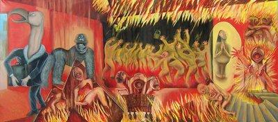 Agosto en llamas