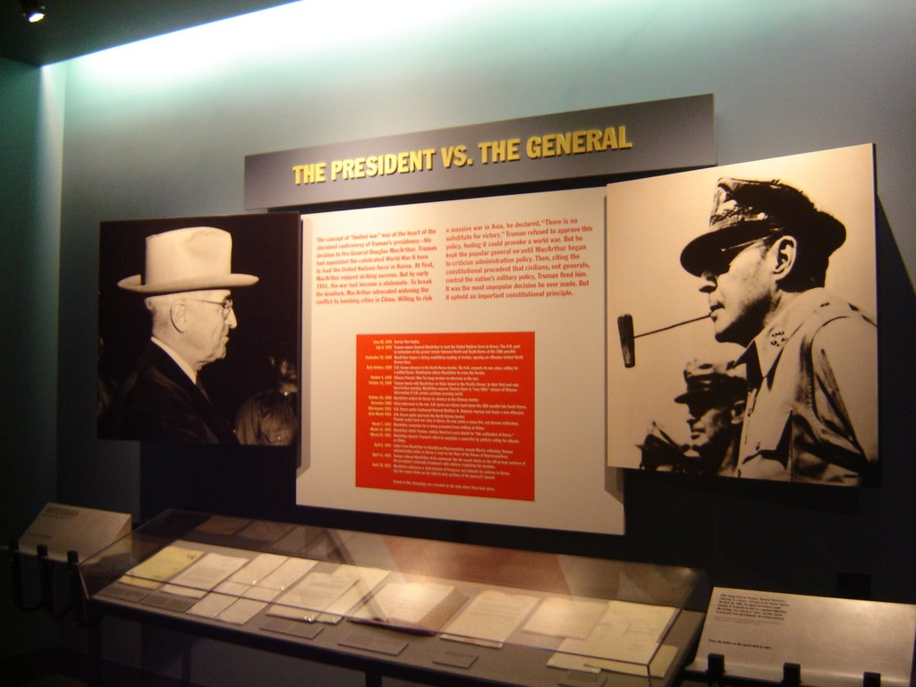 Image result for The General Vs. The President
