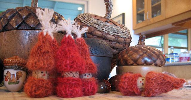 Acornbud's Yarns: I See Cork People