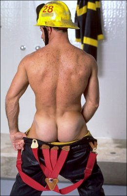 Gay Firefighter