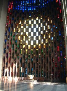The Baptistry, Coventry Cathedral