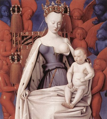 Fouquet's Virgin and Child